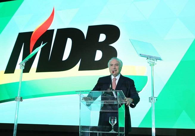 Fachin autoriza investigação sobre repasses da J&F para o MDB