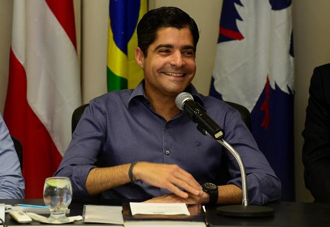 Pesquisa aponta 75% de aprovação da gestão de ACM Neto em Salvador