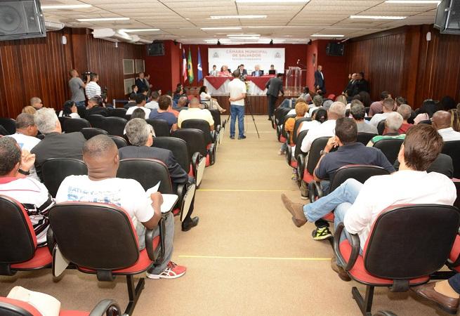 Debate sobre saúde é destaque no Câmara Itinerante em Pau da Lima