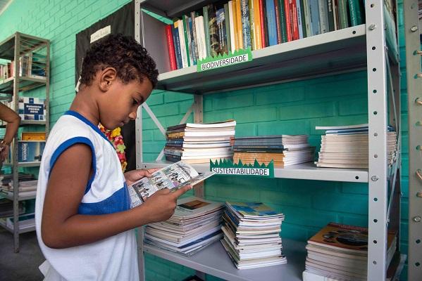 Escola municipal em Paripe tem primeira Sala Verde de Salvador