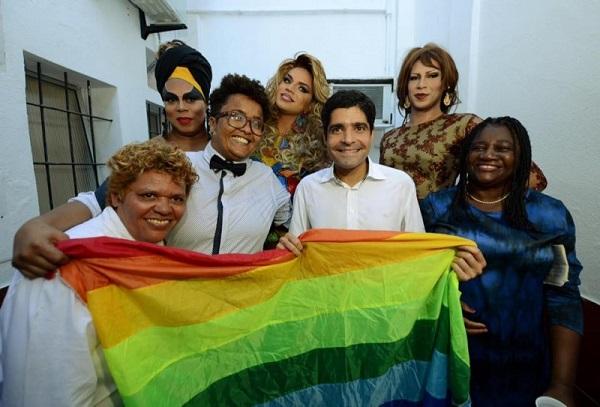 Salvador terá atividades em homenagem ao Dia Internacional Contra a Homofobia