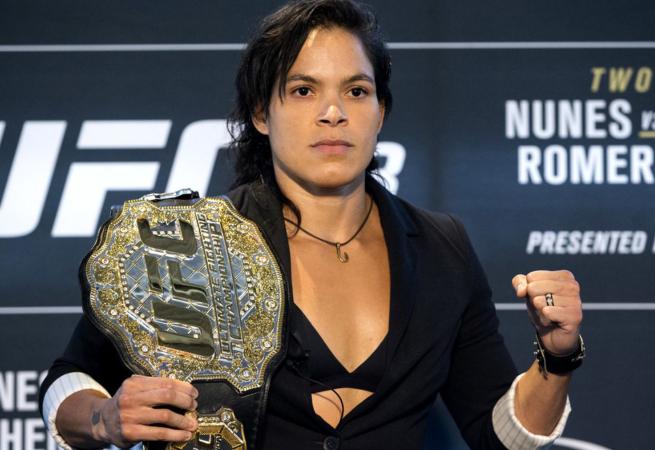 Amanda Nunes defende título do UFC neste sábado