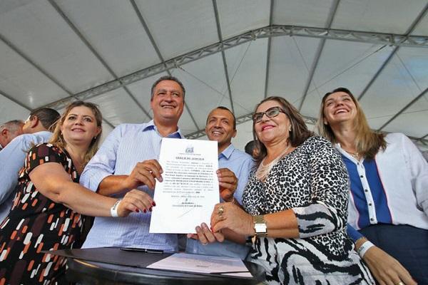 Governador autoriza início das obras de policlínica regional em Barreiras