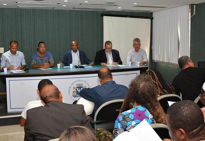 Audiência pública debate artigos da LOM sobre o Carnaval de Salvador