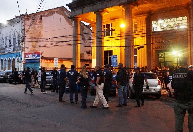 Operação contra pedofilia cumpre mandados em 9 cidades baianas