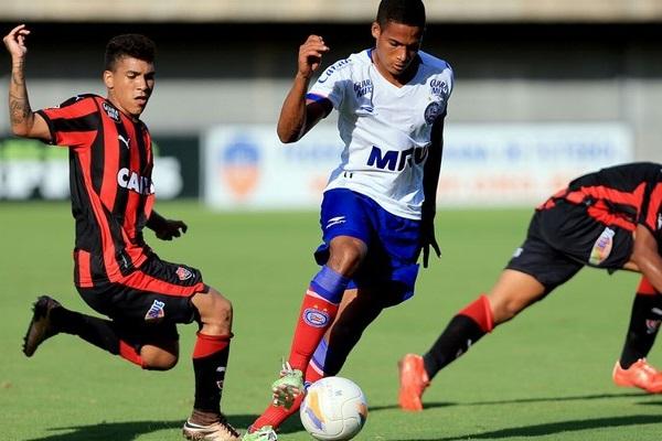Bahia e Vitória fazem 1º jogo da final do Estadual Sub-20