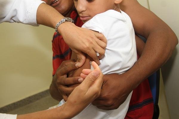 Vacinação contra o sarampo começa na próxima segunda na Bahia