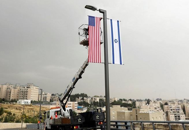 EUA inauguram embaixada em Jerusalém nesta segunda-feira