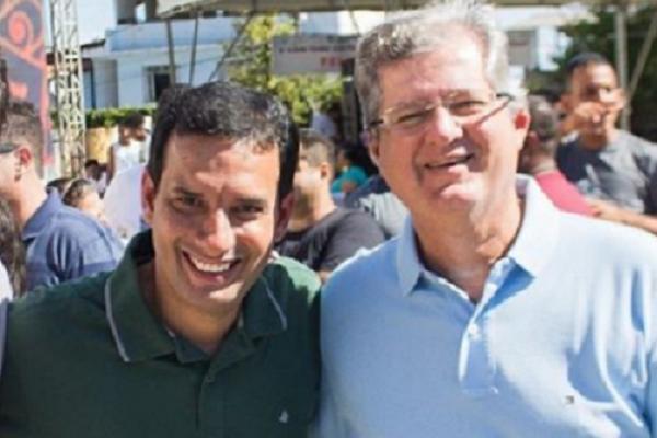 Leo Prates declara apoio à candidatura de Jutahy para o Senado