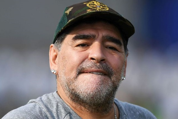 Concorrente do Netflix, Amazon fará série sobre Maradona