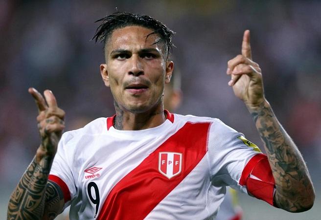 Tribunal amplia suspensão e tira peruano Guerrero da Copa