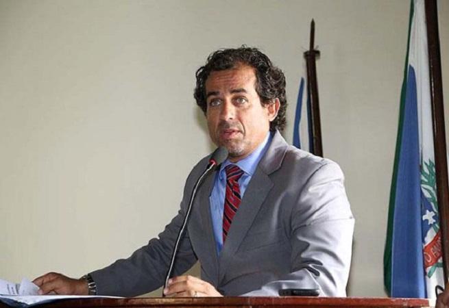 Ex-prefeito de Santo Amaro é preso pela 2ª vez por desvio de R$ 20 milhões