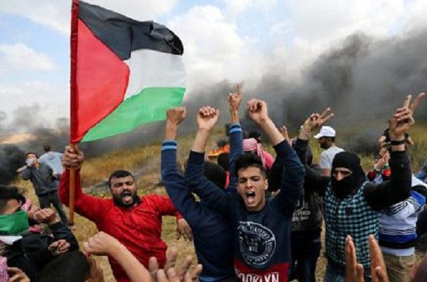 Protestos em Gaza contra embaixada dos EUA em Jerusalém deixam 37 mortos