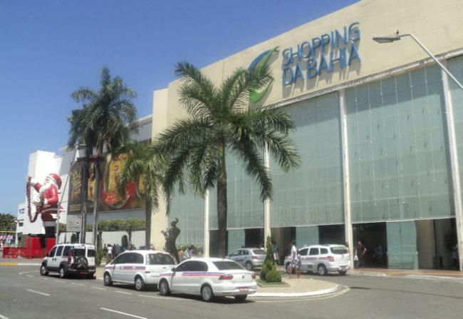Shopping da Bahia e aplicativo Happn realizam ação no Dia do Solteiro