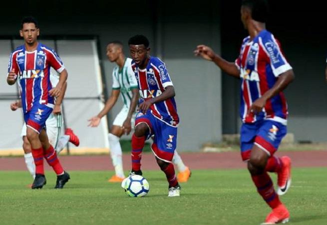 Sub-20: Bahia aplica 6 a 0 no Conquista e encara o Vitória na final do Estadual