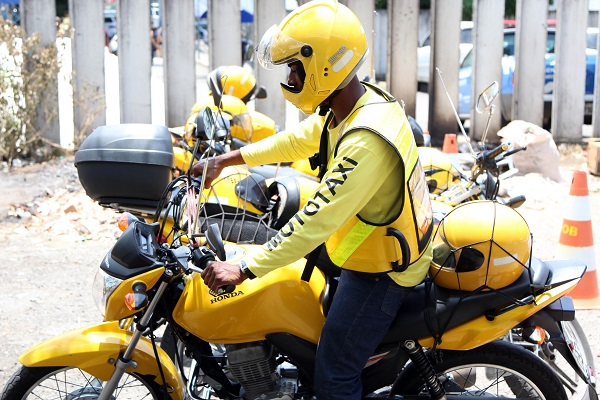 Segunda fase do credenciamento dos mototaxistas de Salvador termina nesta terça