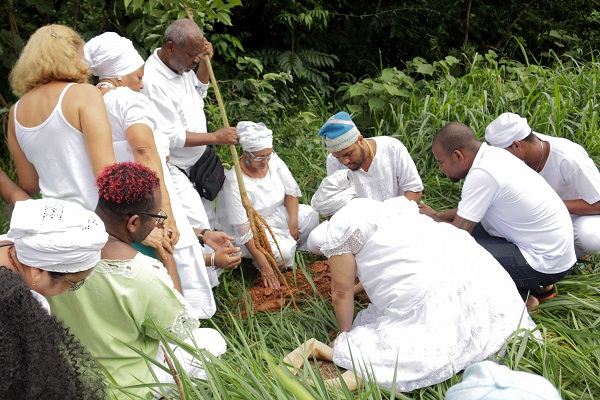 Salvador ganha primeiro jardim etnobotânico na Pedra de Xangô