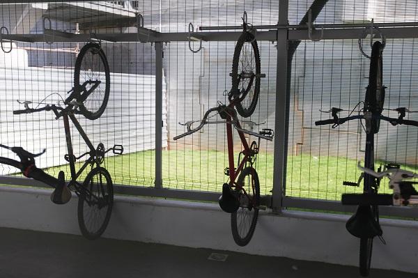 Bicicletários gratuitos ampliam mobilidade e sustentabilidade do metrô