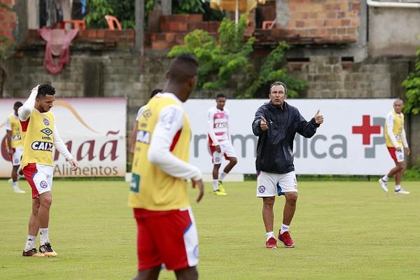 Bahia encara o Botafogo neste domingo na Fonte Nova