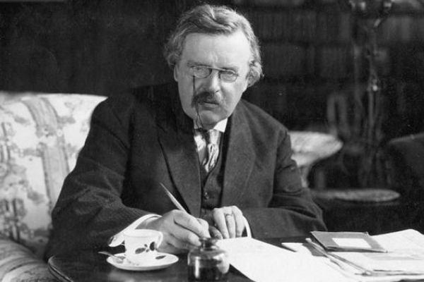 Causa de beatificação do escritor G.K. Chesterton estaria prestes a ser aberta