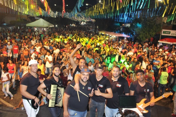 Santo Antônio e São Pedro garantem mais forró em Camaçari