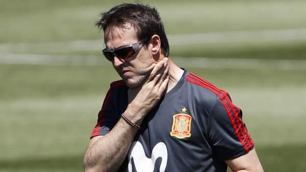 Espanha demite técnico a dois dias da sua estreia na Copa