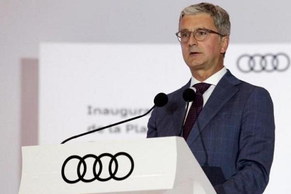 Presidente da Audi, Rupert Stadler é preso na Alemanha