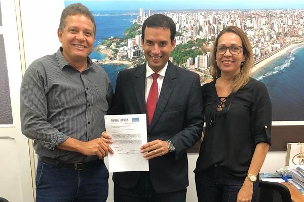 Associação de Engenheiros e Arquitetos de Salvador pede aprovação do PLC 01/2018