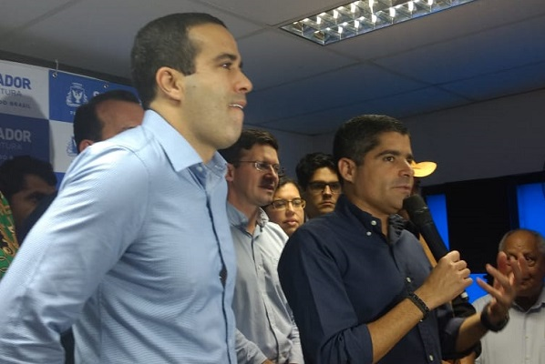 ACM Neto diz estranhar ações dos MPs contra BRT de Salvador