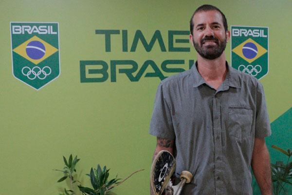 Skatista brasileiro Bob Burnquist quer liberar maconha da lista de doping