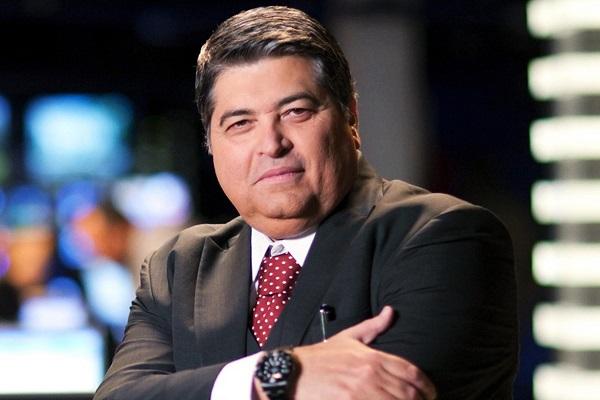 Datena anuncia saída da TV para ser pré-candidato a presidente da República