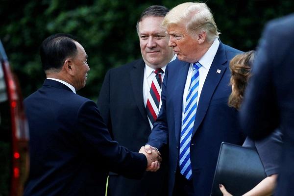 Trump confirma encontro com Kim Jong-un no dia 12 de junho