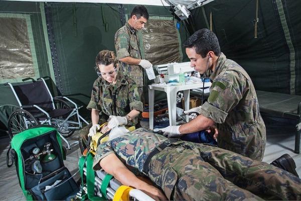 Aeronáutica abre seleção para 104 médicos