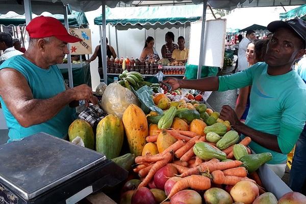 Salvador: Praça da Piedade recebe Feira Estadual da Reforma Agrária até sábado