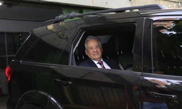 """FHC diz a Moro que presidente tem que conversar """"até com malandro"""""""