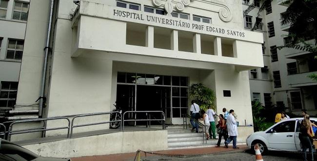 Incêndio atinge último andar do Hospital das Clínicas em Salvador