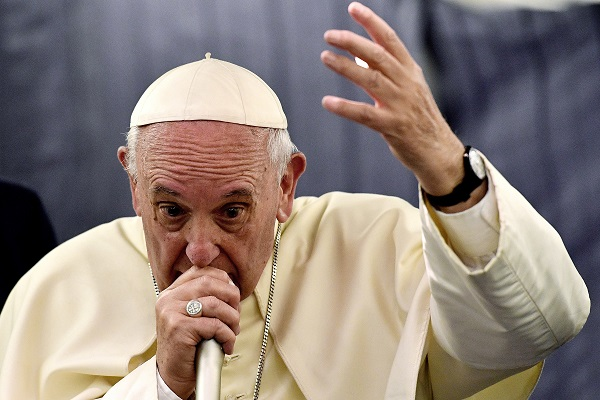 Vaticano desmente apoio do Papa Francisco a Lula