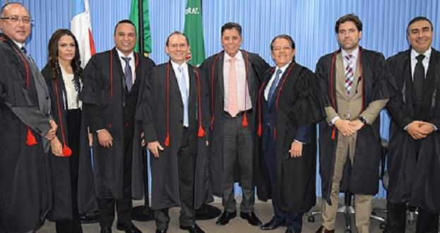 Juiz federal Antônio Scarpa toma posse no TRE-BA