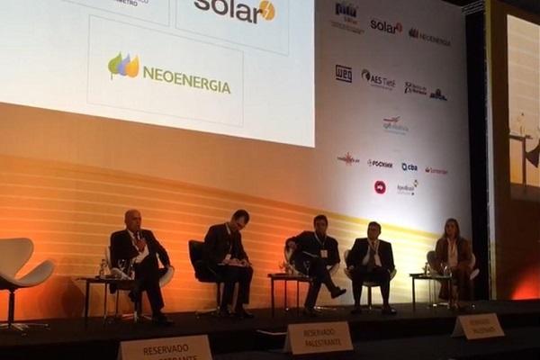 SDE defende isenção de ICMS para aquisição de equipamentos de energia solar