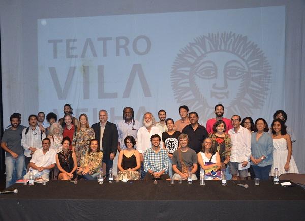 Teatro Vila Velha inicia comemorações pelos 54 anos com audiência pública