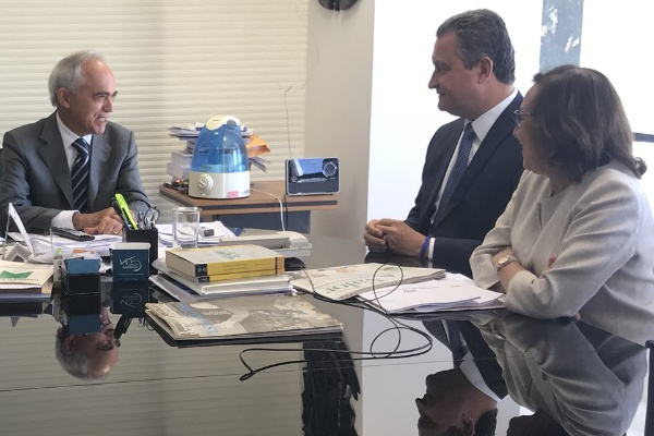 Governo da Bahia entrega estudos para duplicação da BR-415 ao TCU