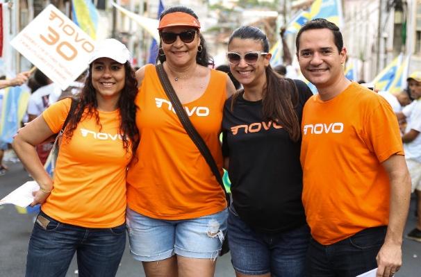 Partido Novo apresentará seus candidatos na Bahia no dia 22