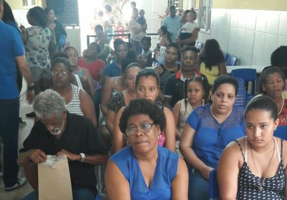 Prefeitura-Bairro Itinerante atende 502 pessoas em dois bairros de Salvador