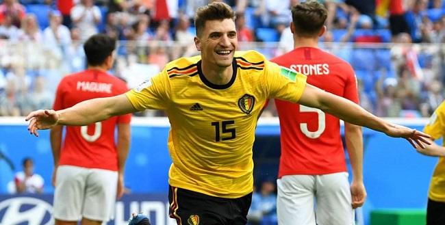 Bélgica aplica 2 a 0 na Inglaterra e fica em terceiro lugar na Copa; veja os gols