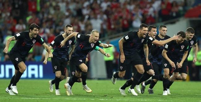 Croácia elimina a Rússia nos pênaltis e encara a Inglaterra na semifinal; veja os gols