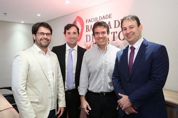 Faculdade Baiana de Direito inaugura sede no Costa Azul