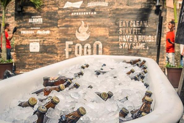 "Fogo BBQ Premium terá sistema ""open beers"" em Praia do Forte"
