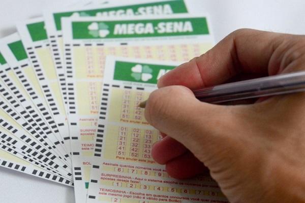 Mega-Sena sorteia prêmio de R$ 40 milhões nesta segunda