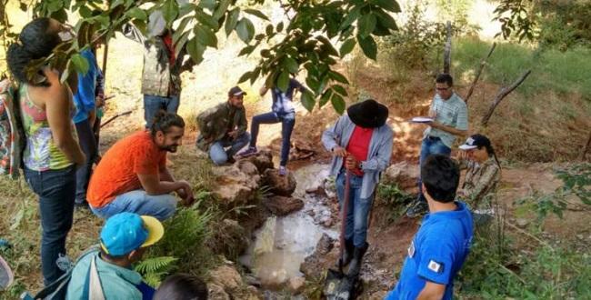 Agricultores recuperam nascentes de rios no Oeste Baiano