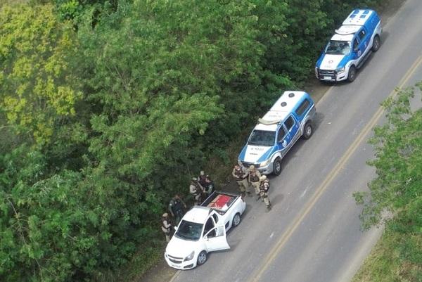 Eletrônicos roubados em Sergipe são recuperados na Bahia